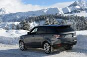 Chauffeur Service in the Alps: The Ultimate Ski Trip Luxury